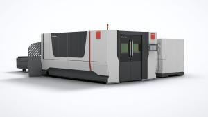 máy cắt laser cnc Bystronic