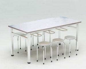 bàn inox 2