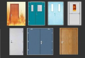 Phân loại cửa chống cháy