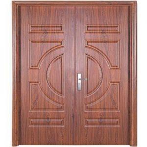 cửa sắt vân gỗ