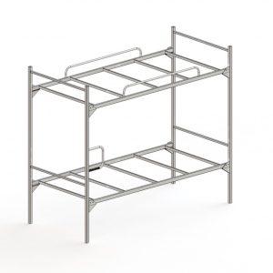 Giường Tầng Sắt - IB08