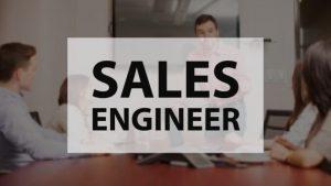 SALES-ENGINEER