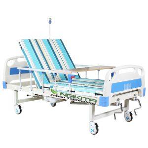 Giường Bệnh Đa Chức Năng