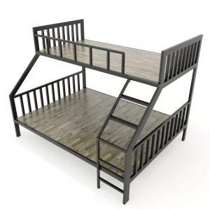 Giường Tầng Sắt - IB12