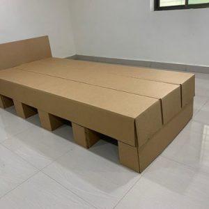 Giường Tầng Carton - CB04